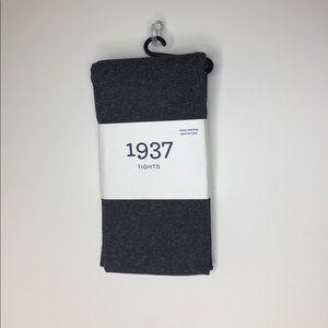Madewell 1937 gray tights small/medium